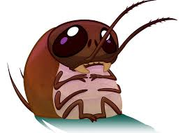 Cute roach